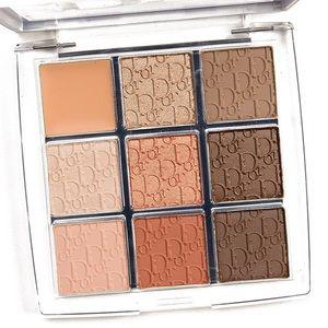 Dior Backstage warm neutral Eyeshadow palette